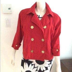 Lauren Red Jacket